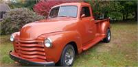 1947 Chevy 3100 Pickup 350cu.in. powered great driver