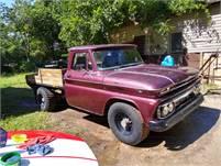 1965 GMC 3/4 Ton Flatbed