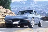 1963 Corvette Split Window Coupe, 340 HP